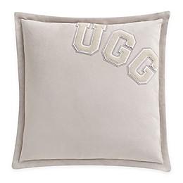 UGG® Varsity Square Throw Pillow