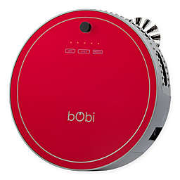 bObi Pet Robotic Vacuum Cleaner in Scarlet