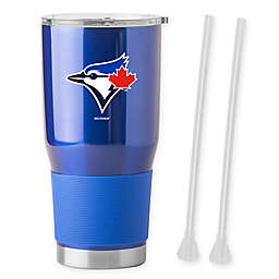 MLB Toronto Blue Jays 30 oz. Ultra Tumbler with Straws