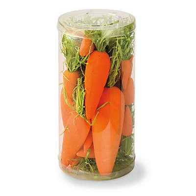 Boston International Decorative Carrots in Orange (Set of 24)