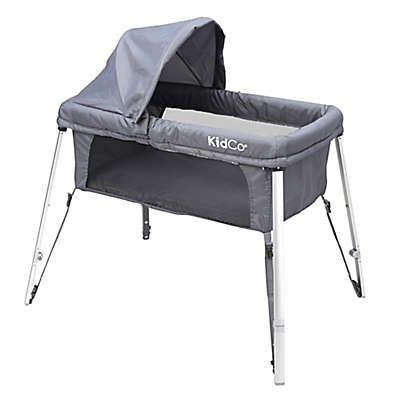 KidCo® DreamPod Portable Bassinet in Grey