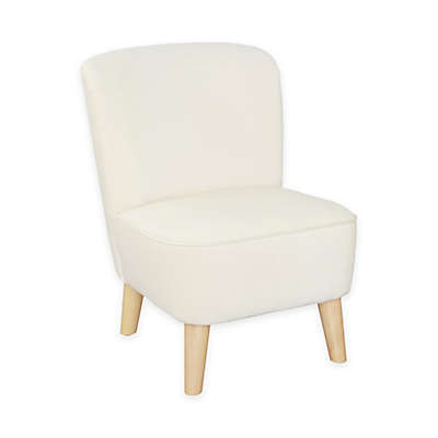 Karla Dubois Juni Ultra Comfort Kids Chair Pine Construction Upholstered Chair