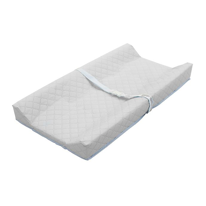 Alternate image 1 for LA Baby® 30-Inch Waterproof Contour Changing Pad