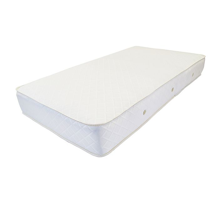new style 2f8bf 8b5e6 LA Baby® Natural l Crib Mattress with Natural Coconut Fiber & Organic  Cotton Layer