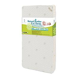 L.A. Baby® Baby Essentials VII 2-In-1 Crib Mattress