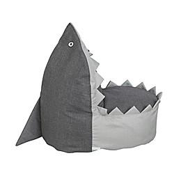 Nursery Smart Sharky the Shark Kid's Bean Bag Chair