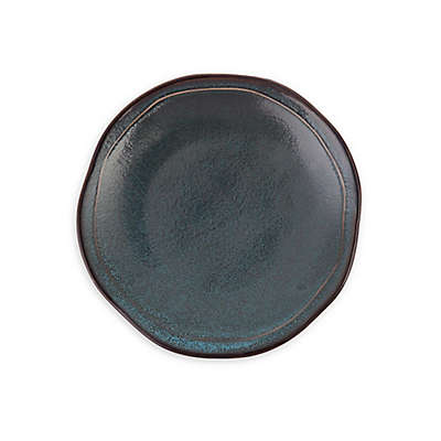 D&V® Stõn 6-Inch Round Accent Plate in Twilight (Set of 6)