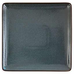 D&V® Stõn 9-Inch Square Accent Plate in Twilight (Set of 6)