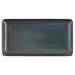 D&V® Stõn 9-Inch Rectangular Tray in Twilight (Set of 6)