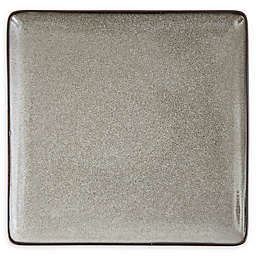 D&V® Stõn 9-Inch Square Accent Plate in Mist (Set of 6)