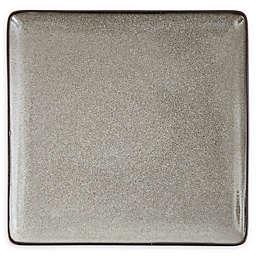 D&V® Stõn 9-Inch Square Accent Plate in Mist (Set of 6)