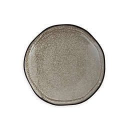 D&V® Stõn 6-Inch Round Accent Plate in Mist (Set of 6)