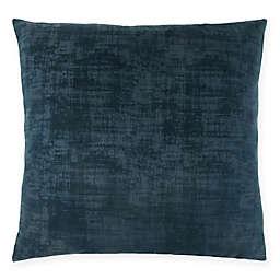 Monarch Specialties Brushed Velvet Square Decorative Pillow
