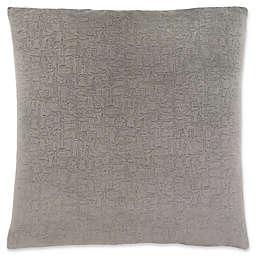 Monarch Specialties Mosaic Velvet Square Decorative Pillow