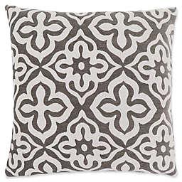 Monarch Specialties Motif Square Decorative Pillow