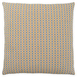 Monarch Specialties Abstract Dot Square Decorative Pillow
