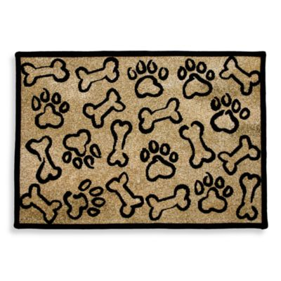 Park B Smith 174 Puppy Paws Pet Mat Bed Bath Amp Beyond