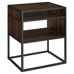 Forest Gate™ 20-Inch Elm Industrial Modern Wood Side Table