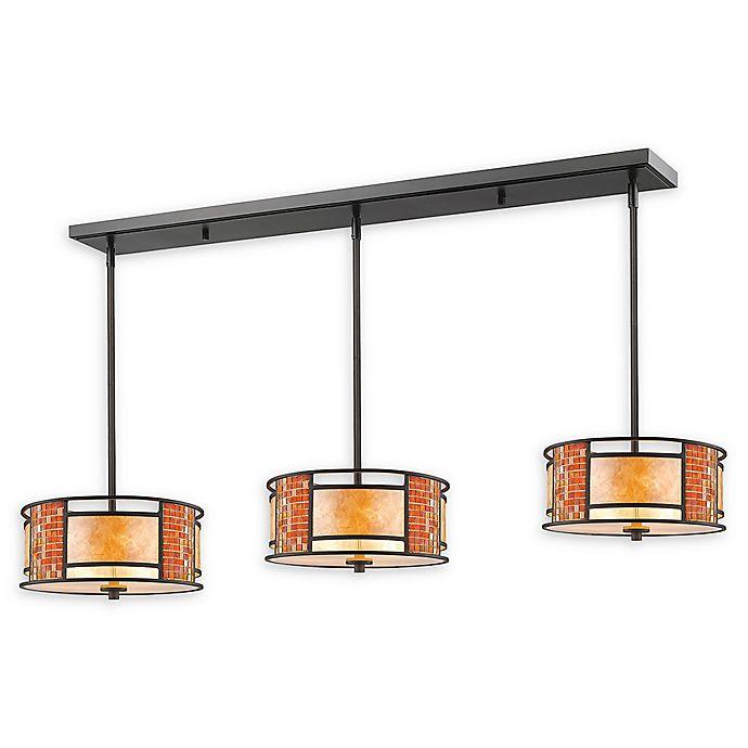 Alternate image 1 for Filament Design Parkwood 9-Light Island Light in Bronze