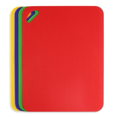 Dexas® Flexible Heavy Duty Grippmat® Cutting Boards (Set Of 4) by Bed Bath And Beyond
