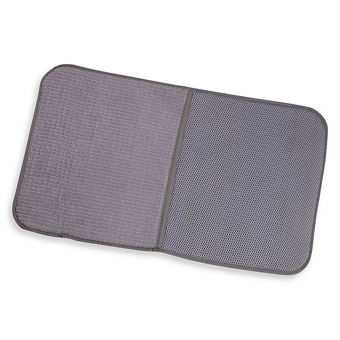 Real Simple 174 Xl Dish Drying Mat Bed Bath Amp Beyond