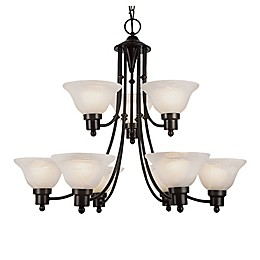 Bel Air Perkins 9-Light Chandelier