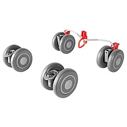 Maclaren® Quest Front and Rear Wheels in Silver