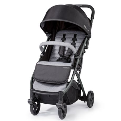b46000ce0 Summer Infant® 3Dpac™ CS+™ Compact Fold Stroller in Grey