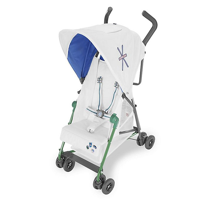 Alternate image 1 for Maclaren® Alpine Stroller in White