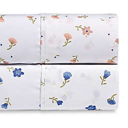 Home Collection Floral Sheet Set