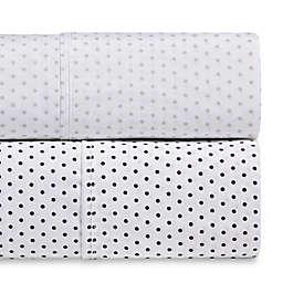 Home Collection Dot Print Sheet Set