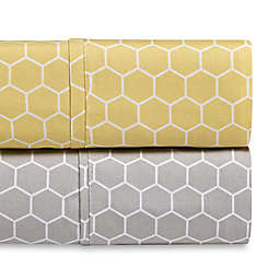 Home Collection Honeycomb Sheet Set