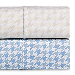 Home Collection Houndstooth Sheet Set