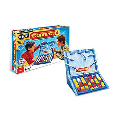 Hasbro® U Build Connect 4 Board Game