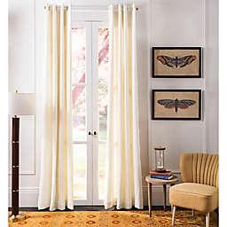 Safavieh Grevena Semi-Sheer Window Curtain Panel