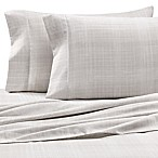 Home Collection Thatch Queen Sheet Set in Grey
