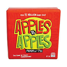 Mattel® Apples to Apples Party Game Tin
