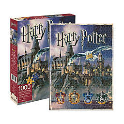 Aquarius Harry Potter® Hogwarts 1000-Piece Jigsaw Puzzle
