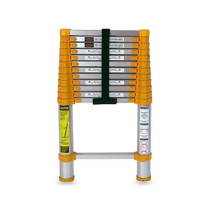 Alternate image 1 for Xtend & Climb® 770P 12.5-Foot Telescoping Ladder