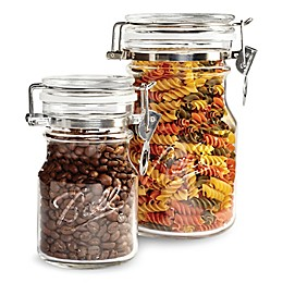 Ball® Sure Seal Wire Bale Glass Storage Jar