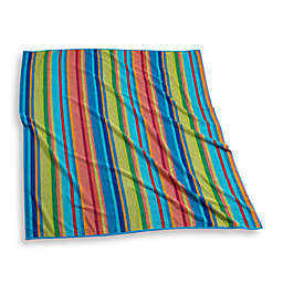 Oversized Stripe Beach Towel