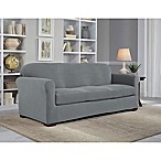 Perfect Fit® NeverWet Luxury 2-Piece Sofa Slipcover in Grey