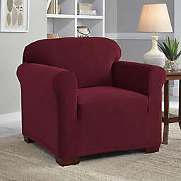 Perfect Fit® NeverWet Luxury Chair Slipcover