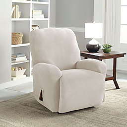 Perfect Fit® NeverWet Luxury 2-Piece Recliner Slipcover