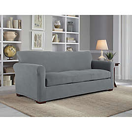 Perfect Fit® NeverWet Luxury Furniture Slipcover Collection ...