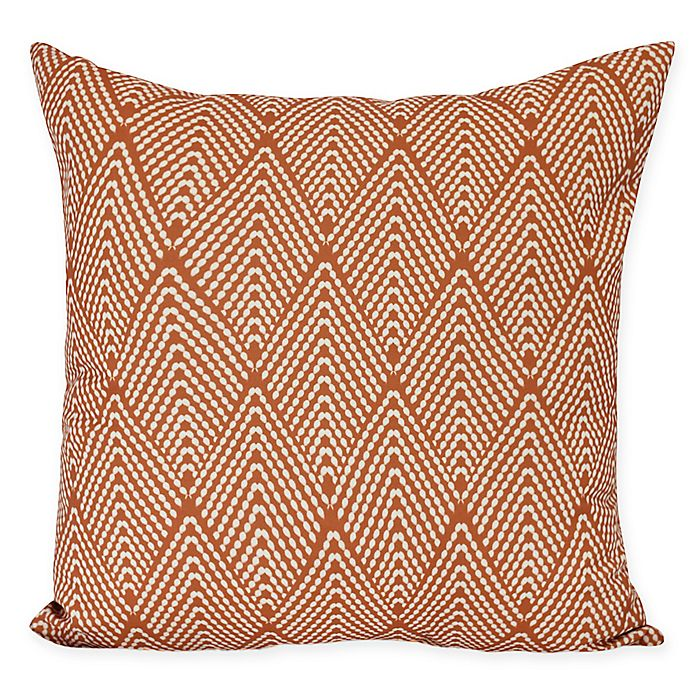 Alternate image 1 for E by Design Lifeflor Square Throw Pillow