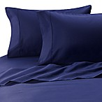 MicroTouch Queen Sateen Sheet Set in Royal Blue