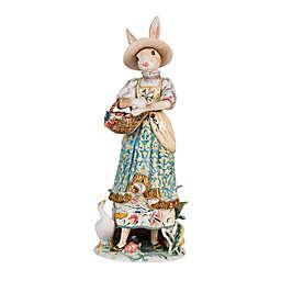 Fitz and Floyd® Dapper Rabbits Female Figurine