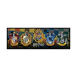 Aquarius Harry Potter® Crests 1000-Piece Jigsaw Puzzle