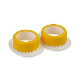 Joseph Joseph® Poach-Pro™ Egg Poachers in Yellow (Set of 2)